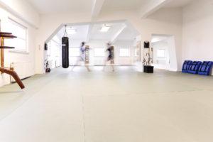 Kickboxen in Giessen - Miller-Hall