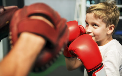 Kickboxen für Kinder und Jugendliche