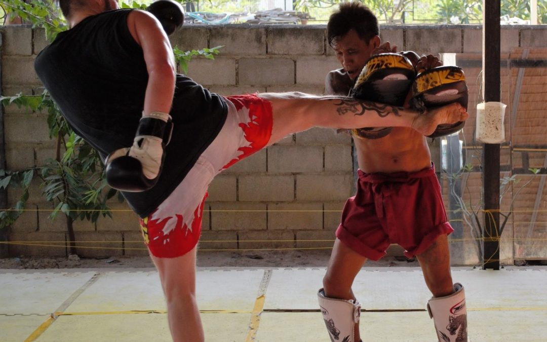 Muay Thai – Kicking Workshop